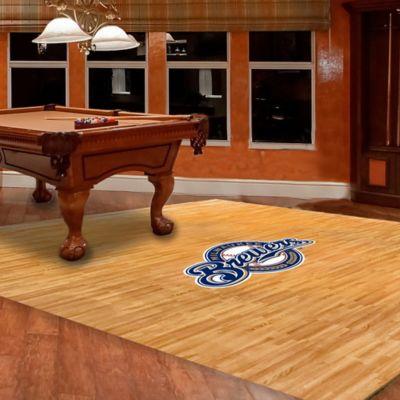 MLB Milwaukee Brewers Foam Fan Floor