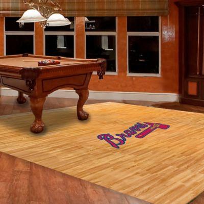 MLB Atlanta Braves Foam Fan Floor