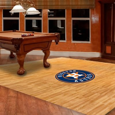 MLB Houston Astros Foam Fan Floor