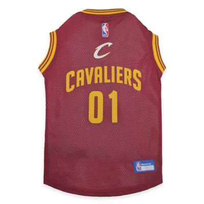 NBA Cleveland Cavaliers Medium Pet Jersey