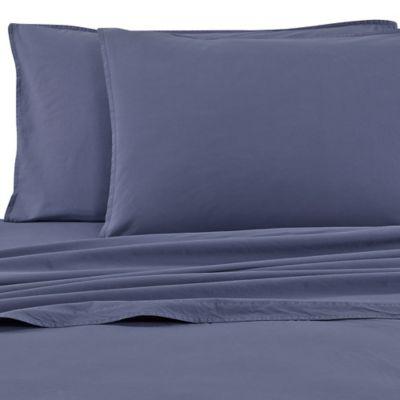 Bellora® Gregory King Sheet Set in Blue
