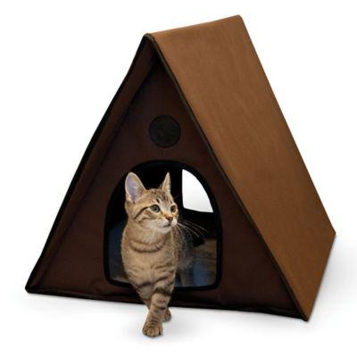 Chocolate Pet House