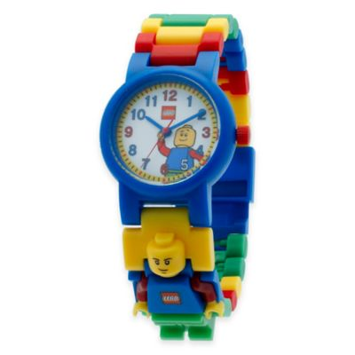 LEGO® Classic Buildable Watch with Minifigure