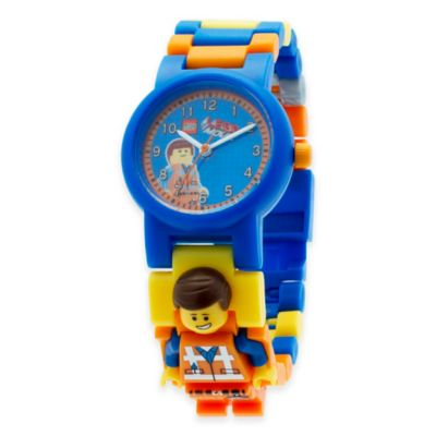 Lego Buildable Watch