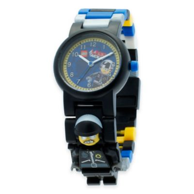 LEGO® Movie Bad Cop Buildable Watch with Minifigure