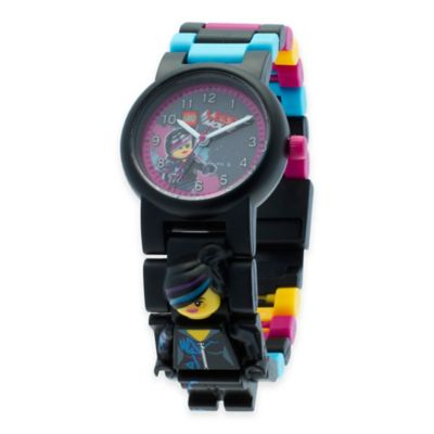LEGO® Movie Wyldstyle Buildable Watch with Minifigure