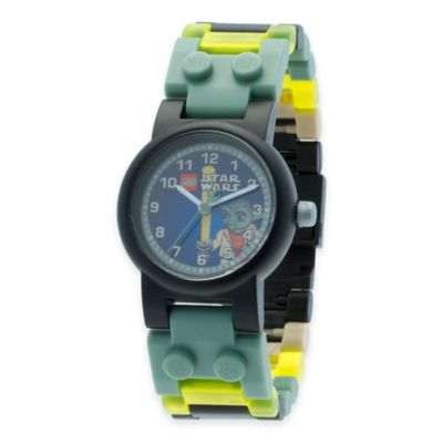 LEGO® Star Wars™ Yoda™ Buildable Watch with Minifigure