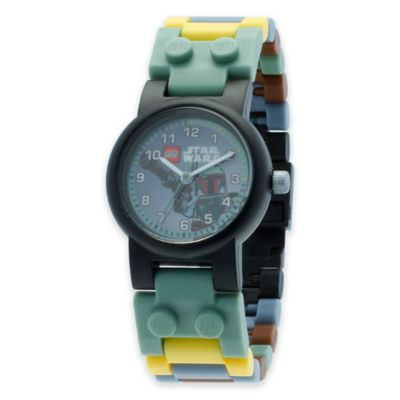 LEGO® Star Wars™ Boba Fett™ Buildable Watch with Minifigure