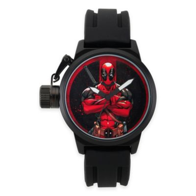 Black Protector Watch