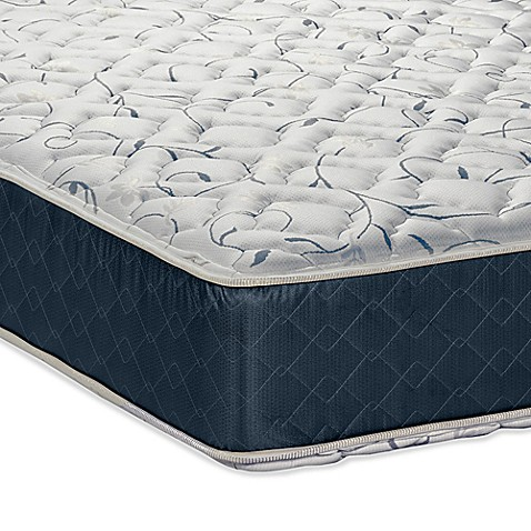 Buy Wolf Visco Comfort Xl Twin Size Mattress In Blue From Bed Bath Beyond