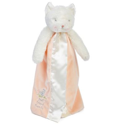 Bunnies by the Bay™ Kitty Buddy Blanket in Cream/Peach