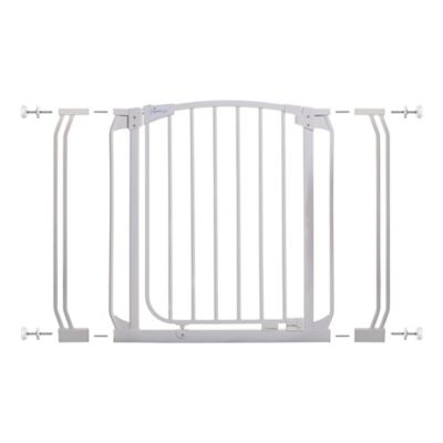 Dreambaby® Chelsea Auto Close Security Gate in White