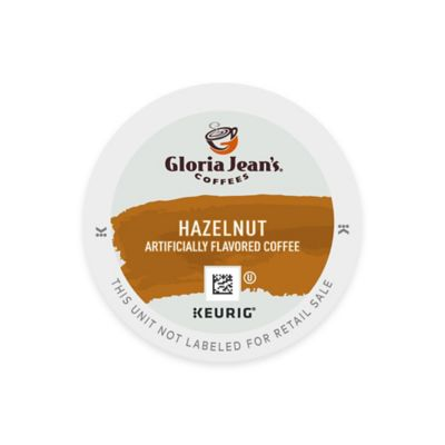 Keurig® K-Cup® Pack 48-Count Gloria Jean's® Hazelnut Coffee Value Pack