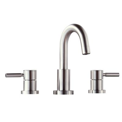 Avanity Poistano 2-Handle 8-Inch Widespread Bathroom Faucet in Chrome