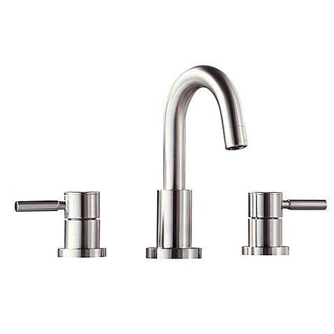 ... Handle 8-Inch Widespread Bathroom Faucet - Bed Bath & Beyond