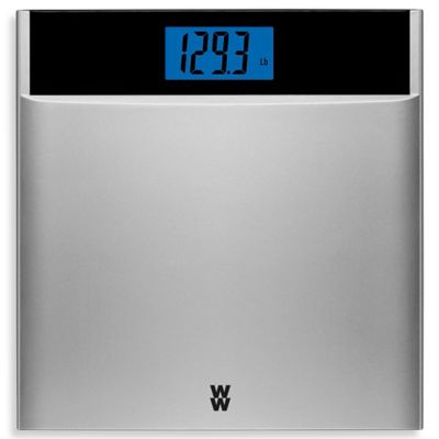Weight Watchers Digital Plastic Scale