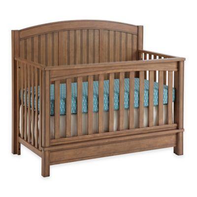 Sealy® Bristol 4-in-1 Convertible Crib in Sandstone