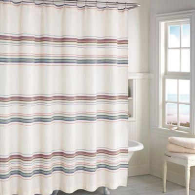 Cuba Libre 15.5-Inch x 15.5-Inch Shower Curtain