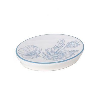 Garden Melody Ceramic Soap Dish