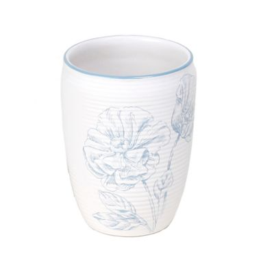 Garden Melody Ceramic Tumbler