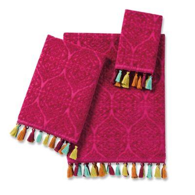 Tassels Hand Towel