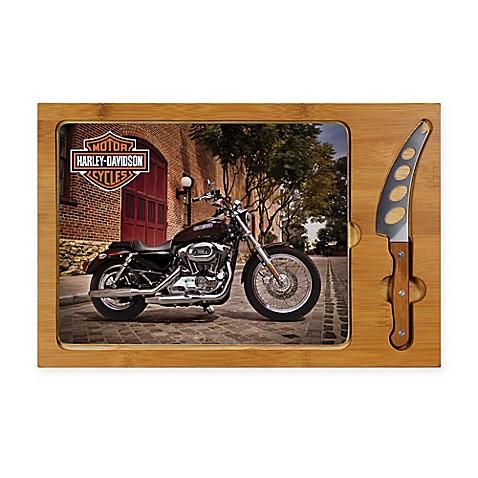 Buy Legacy By Picnic Time 174 Harley Davidson Icon Bike Glass