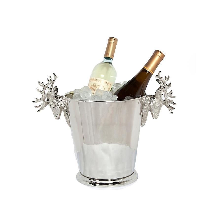 Momeni Tabletop Antler Ice Bucket
