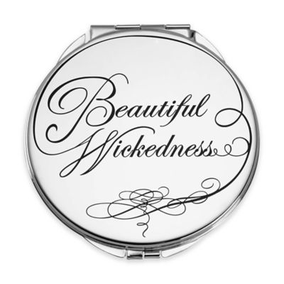 "Lenox® Wizard of Oz™ ""Beautiful Wickedness"" Compact Mirror"