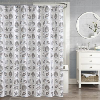 VCNY Seashells 16-Piece Bath Bundle Set