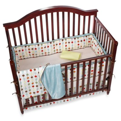 SKIP*HOP® Mod Dot 5-Piece Crib Bedding Set