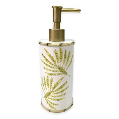 Dena™ Home Tropical Palm Lotion Dispenser