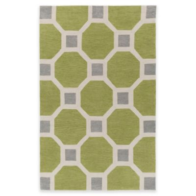 Artistic Weavers Holden Lennon 5-Foot x 7-Foot 6-Inch Area Rug in Moss