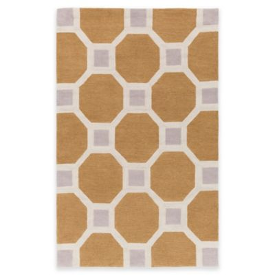 Artistic Weavers Holden Lennon 5-Foot x 7-Foot 6-Inch Area Rug in Tan