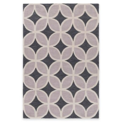 Artistic Weavers Holden Mackenzie 5-Foot x 7-Foot 6-Inch Area Rug in Charcoal/Light Grey