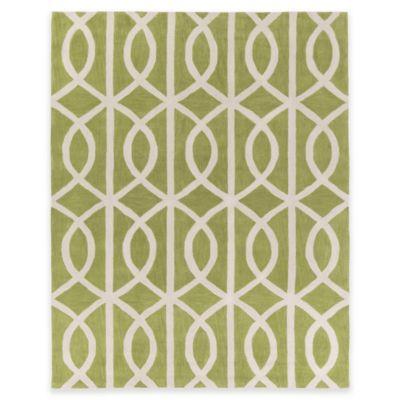 Artistic Weavers Holden Zoe 7-Foot 6-Inch x 9-Foot 6-Inch Area Rug in Green