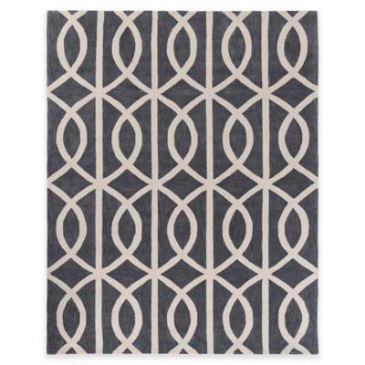 Artistic Weavers Holden Zoe 7-Foot 6-Inch x 9-Foot 6-Inch Area Rug in Grey