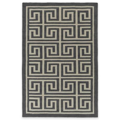 Artistic Weavers Holden Kennedy 5-Foot x 7-Foot 6-Inch Area Rug in Grey