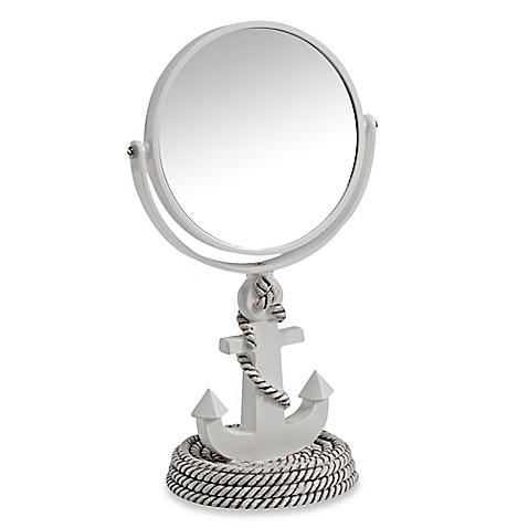 Countertop Mirror : Anchor Vanity Countertop Mirror