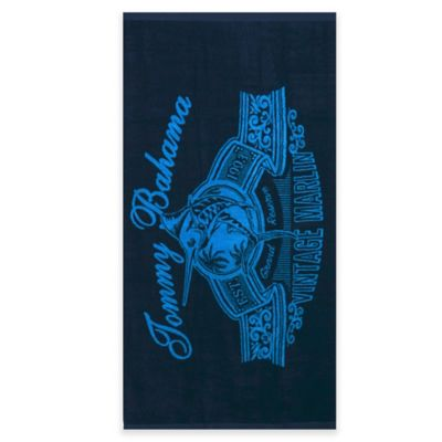 Cobalt Beach Towels