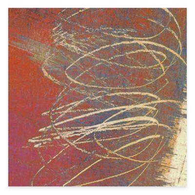 Parvez Taj Analog III 24-Inch x 24-Inch Canvas Wall Art
