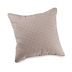 Glenna Jean Central Park Decorative Tan Pillow