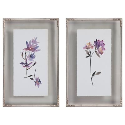 Floral Watercolors Wall Art