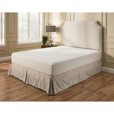 Independent Sleep 8-Inch Memory Foam with Gel Full Mattress