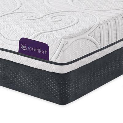Serta® iComfort® Foresight Low Profile Queen Mattress Set
