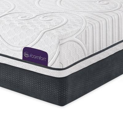 Serta® iComfort® Savant® III Cushion Firm Queen Mattress Set