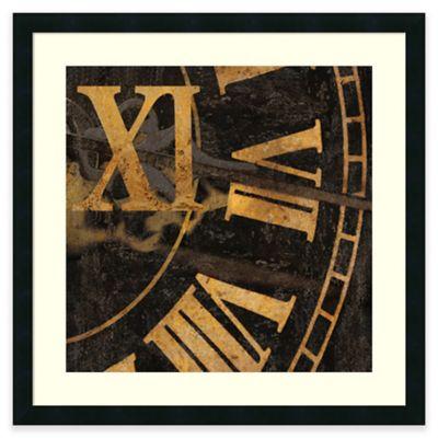 Russell Brennan Roman Numerals I Framed Wall Art