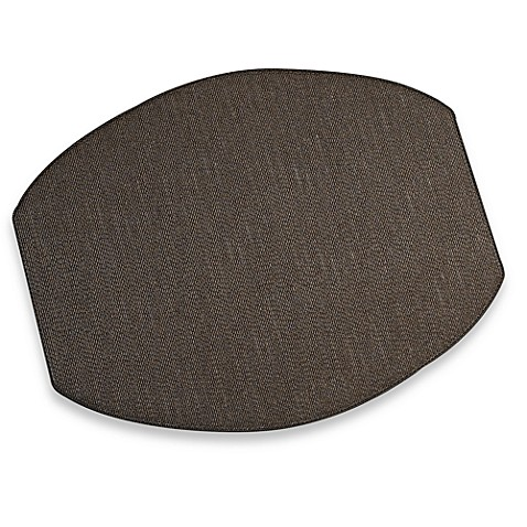 Branelli Ellipse Placemat in Bronze