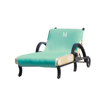 Buy pool chaise lounge chairs from bed bath beyond for Aqua chaise lounge