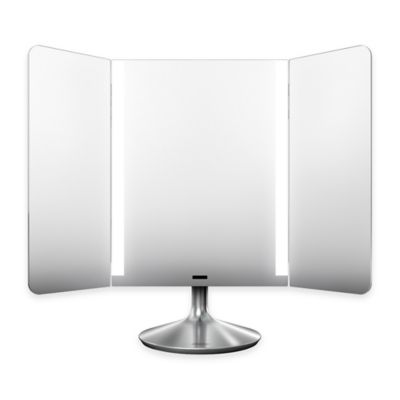 simplehuman® Wide View Sensor Mirror