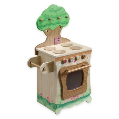 Teamson Enchanted Forest Play Kitchen Stove